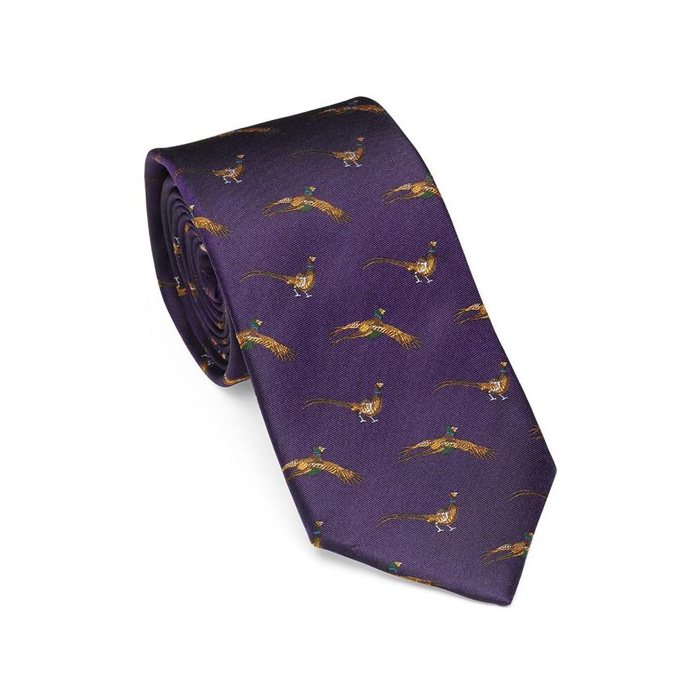 Laksen Laksen Fly-By Pheasant Tie - Heather