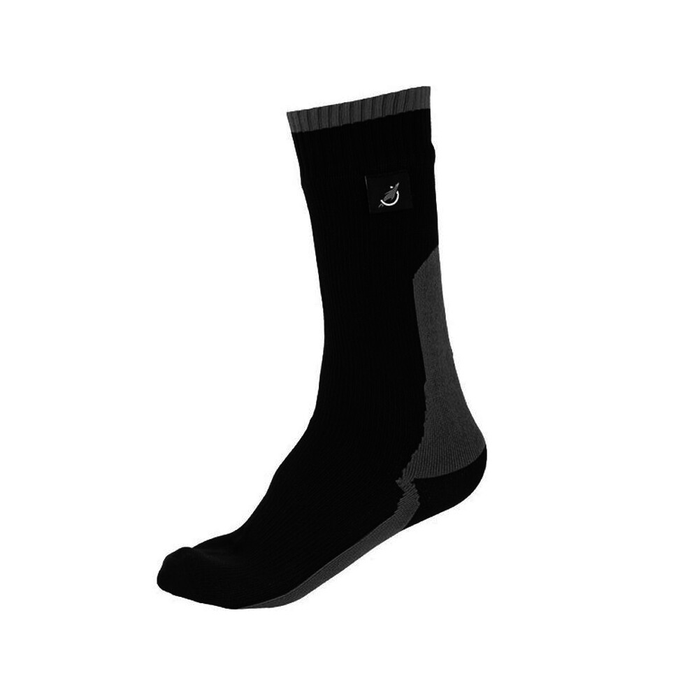 Sealskinz Thin Mid Calf Socks Black
