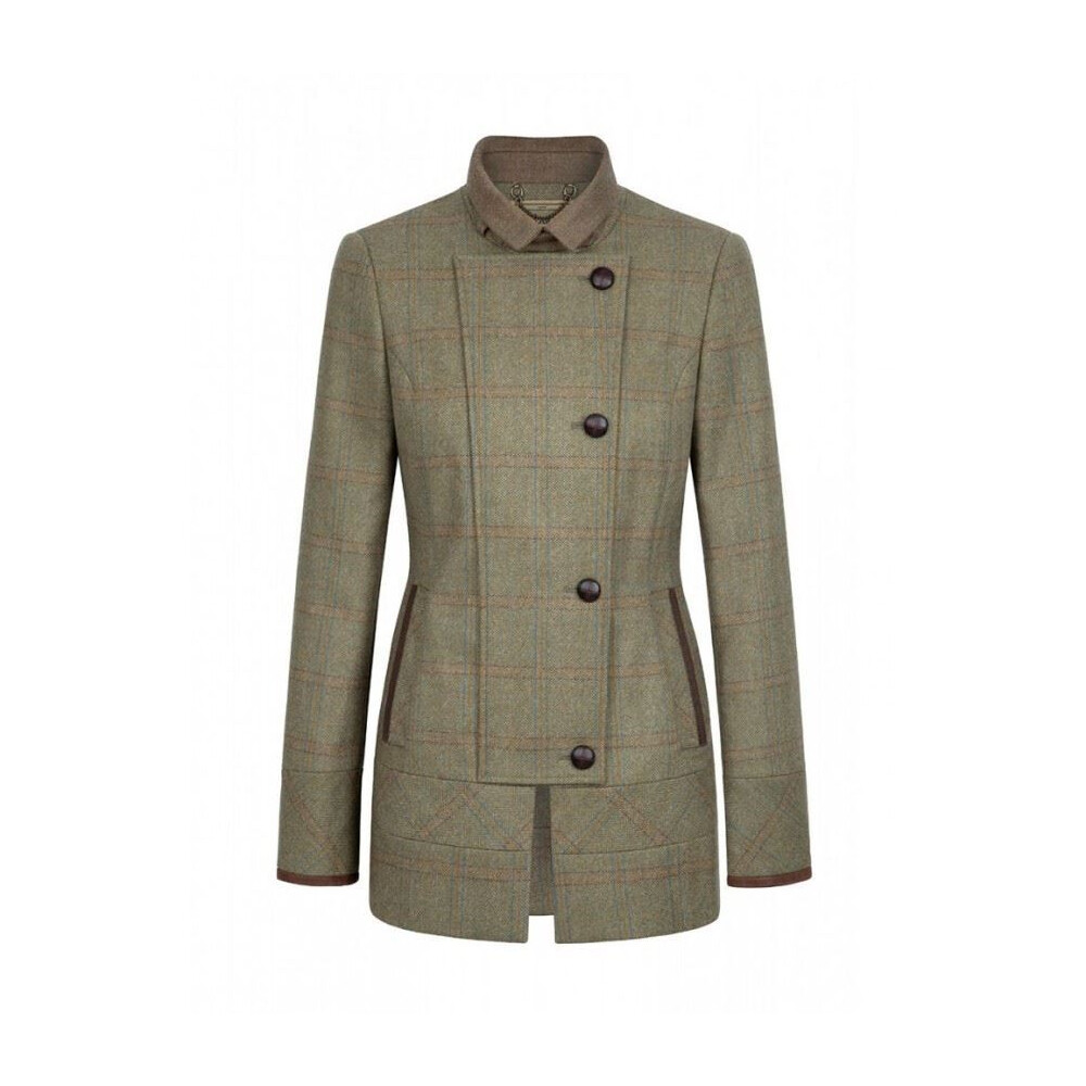 Dubarry Willow Tweed Jacket - Acorn