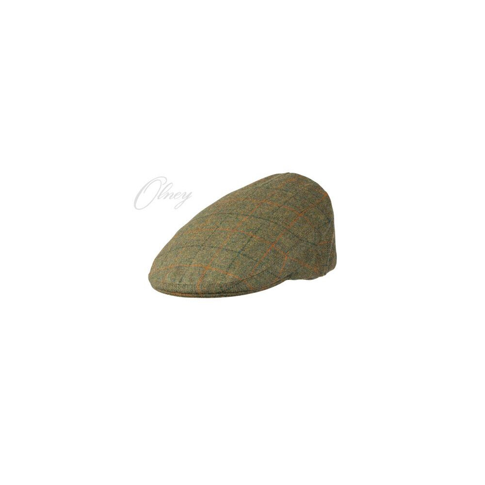 Olney Hereford  Cap - Assorted Tweed Assorted Tweed