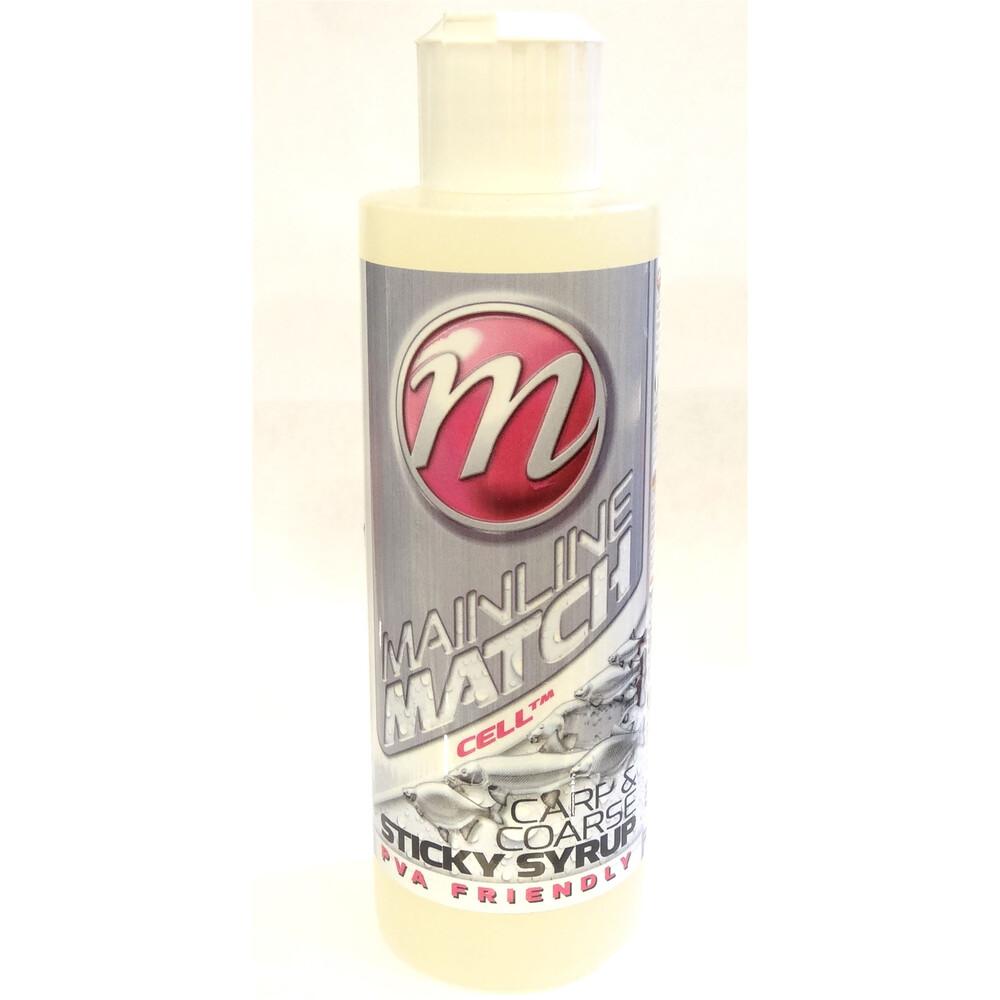 Mainline Baits Match Carp Sticky Syrup - Cell
