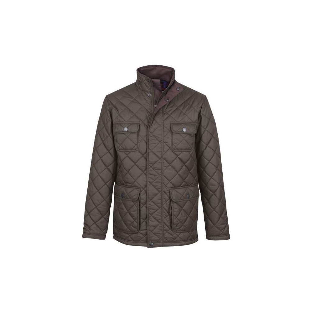 Jack Murphy Bill Quilted Jacket - Weather For Ducks