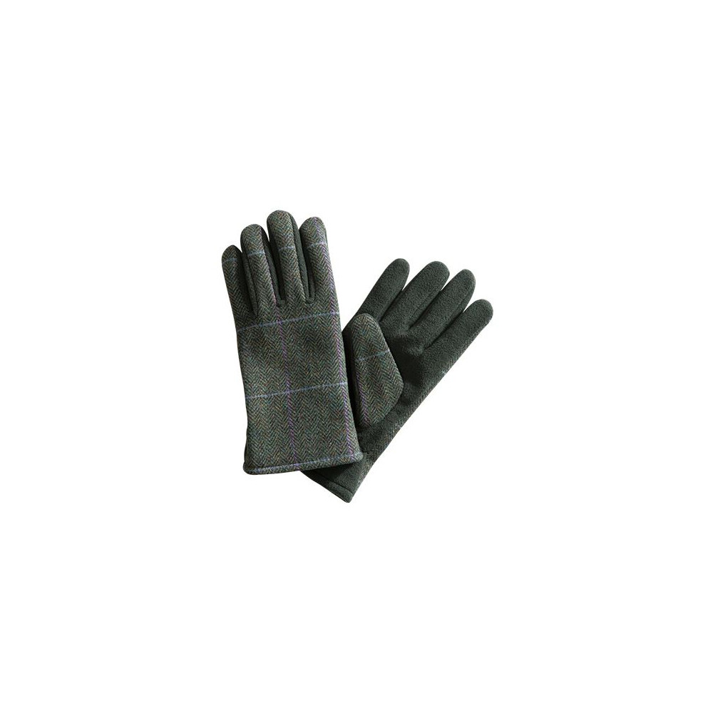 HOGGS OF FIFE Hoggs of Fife Albany Ladies Lambswool/Fleece Gloves