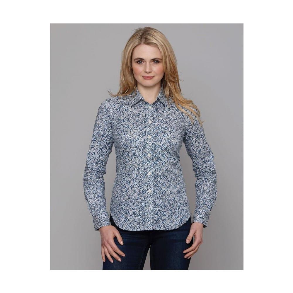 Schoffel Somerset Shirt Navy