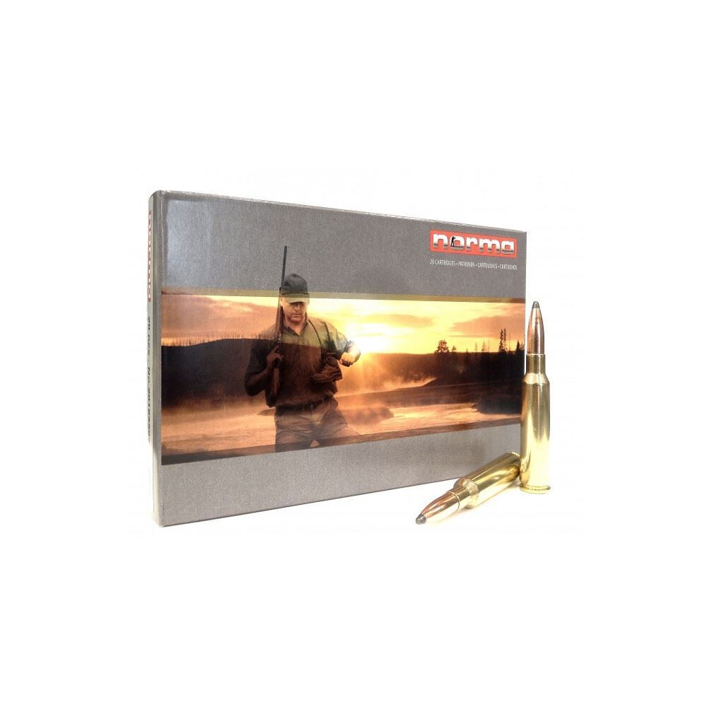 Norma Ammunition - 140gr - Nosler PT