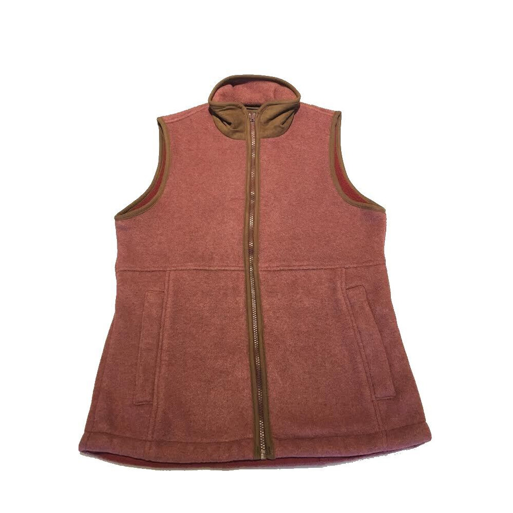 Alan Paine Aylsham Ladies Fleece Gilet