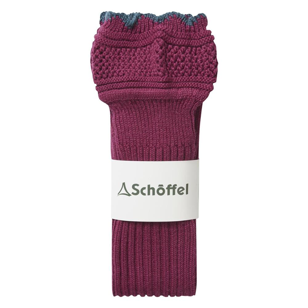 Schoffel Schoffel Thistle Sock - Raspberry