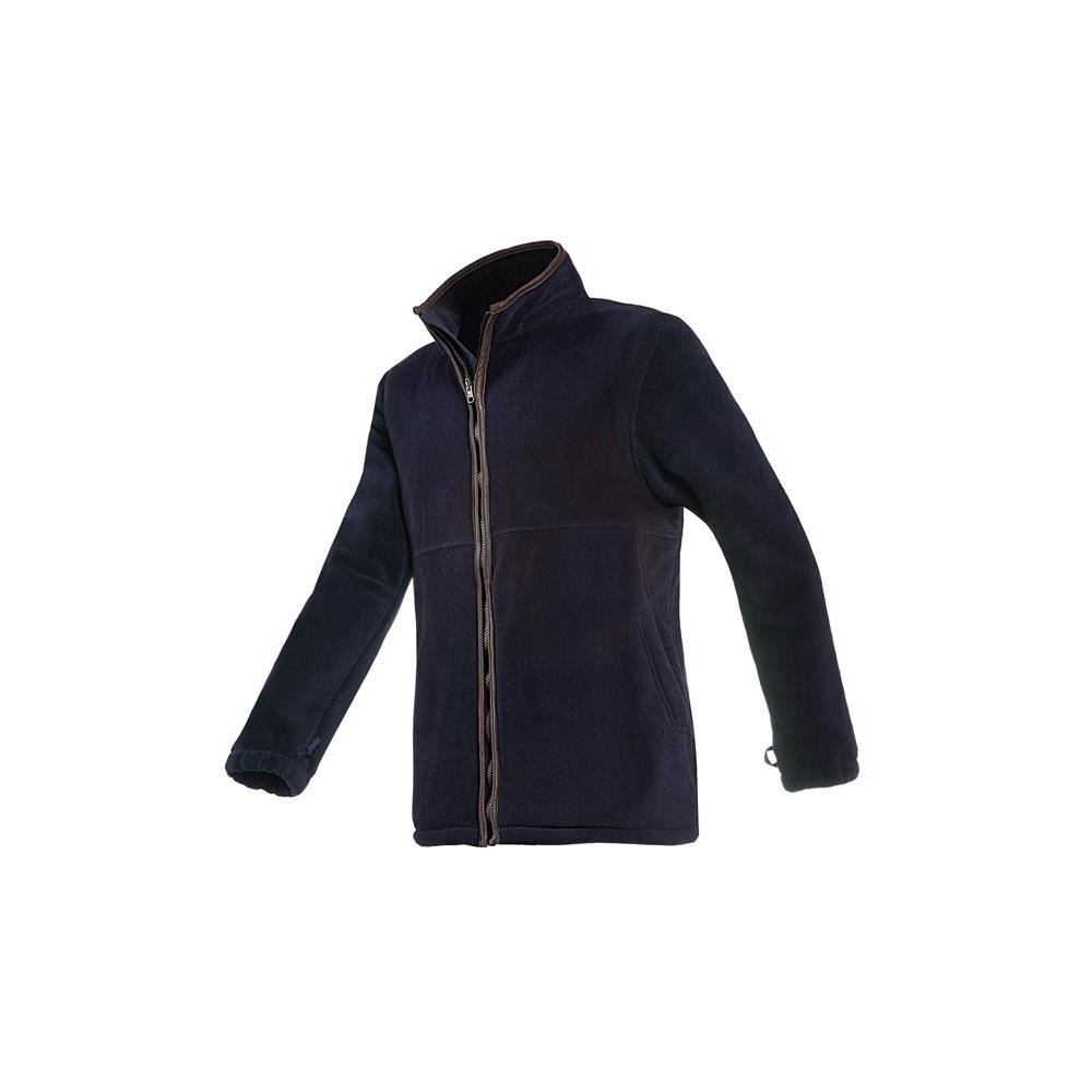 Baleno Baleno Henry Fleece Jacket in Navy