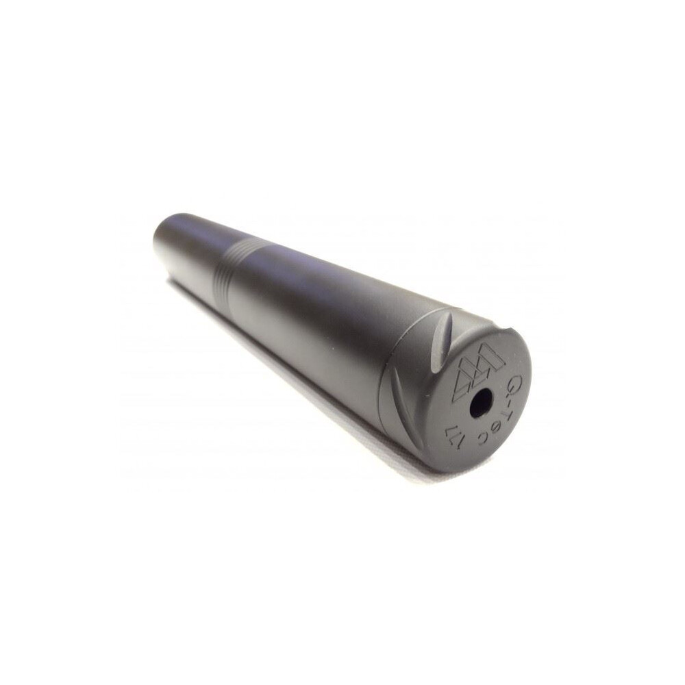 "Air Arms Q-Tec Air Rifle Silencer (To Fit 1/2"" UNF Male)"
