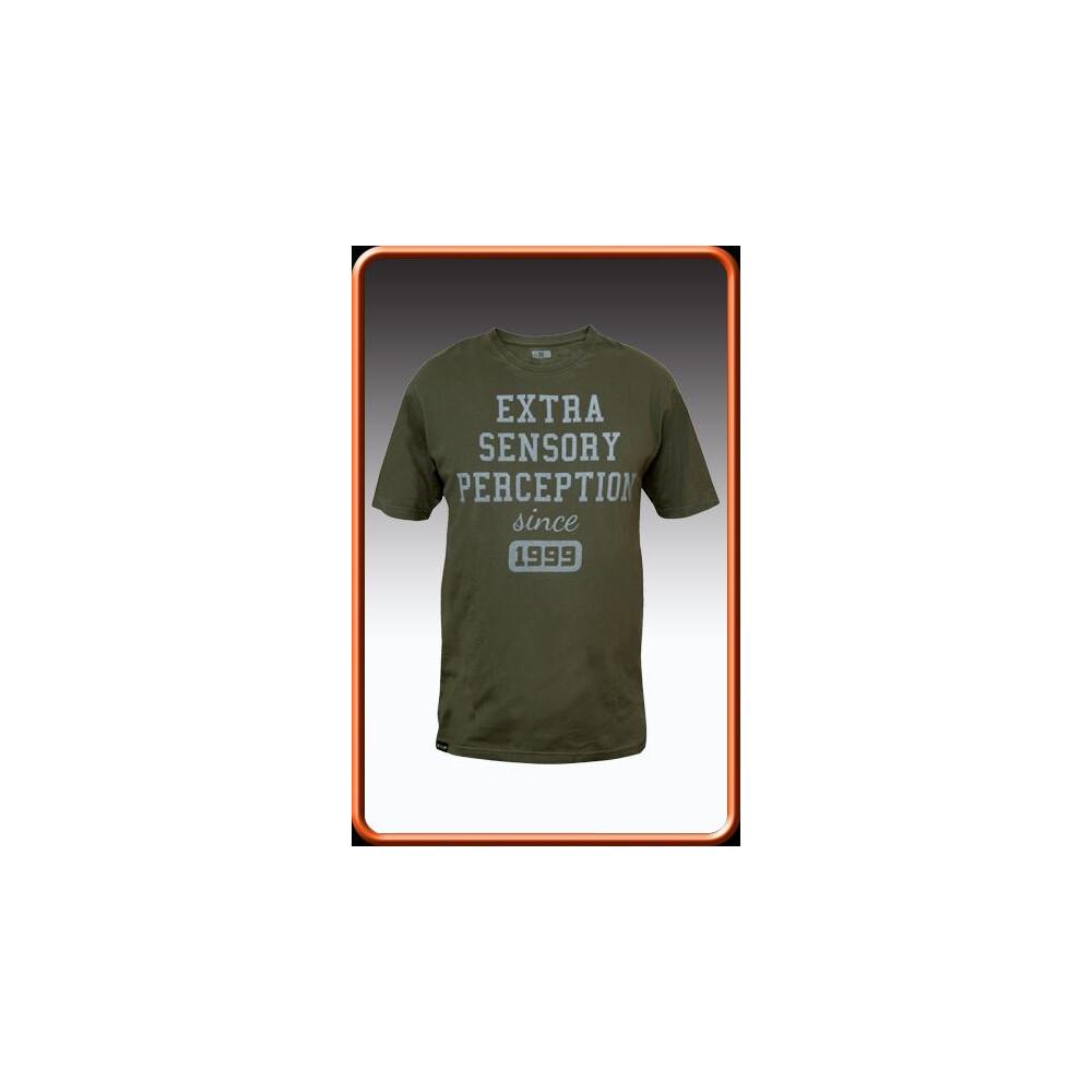 ESP Sixth Sense T-Shirt - Olive