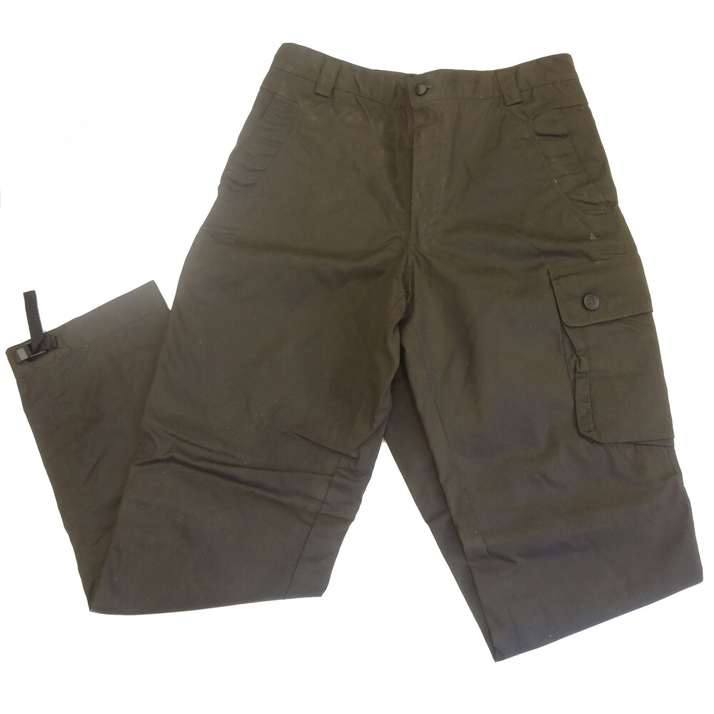 Laksen Marco Trousers Green