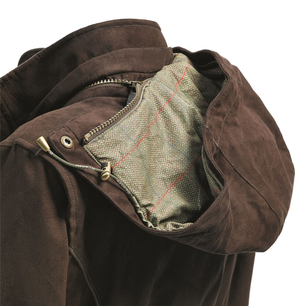 Musto Women's Whisper GORE-TEX PrimaLoft Jacket Brown